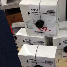 Mediamarkt Thun (CH) - apple mac mini server