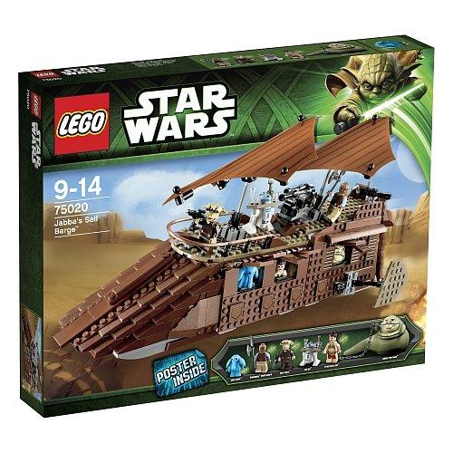 LEGO® Star Wars - 75020 Jabbas Segelbarke für 67€ @Toys R Us