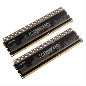 16GB Crucial RAM DDR3 [2X8GB] /1600MHZ