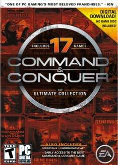 Amazon.com:  Command & Conquer The Ultimate Collection