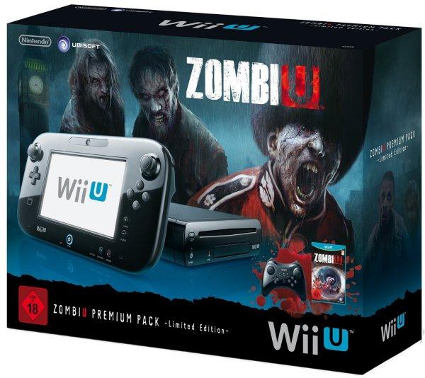 [evtl. Lokal Konstanz - MM] Wii U ZombiU Premium Pack 249.99