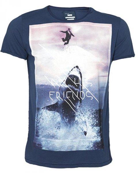 50% auf alle Marken T-Shirt's, Sweat's und Hoodies de