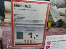 Lokal Saturn Berlin Steglitz Samsung Galaxy Note 3 +DVB-T-Tuner Mini