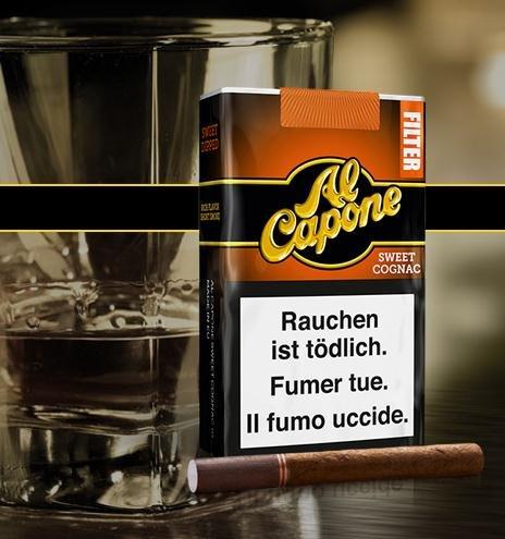 Gratis Al Capone Zigarillos / 3 Sorten