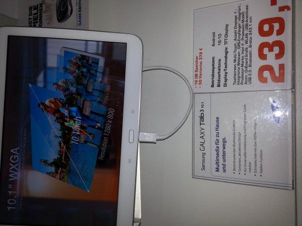 Galaxy tab 3 10.1 wifi ( Saturn Köln und Umgebung+Euskirchen)