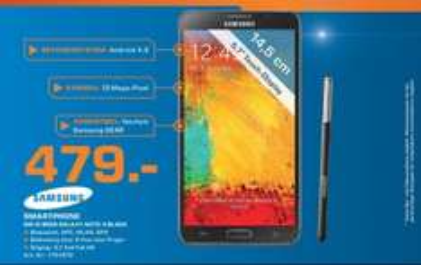 Samsung Note 3 [lokal] Nordhessen
