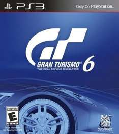 Gran Turismo 6 / GT6 als Download für 29,30€ bei Amazon.com