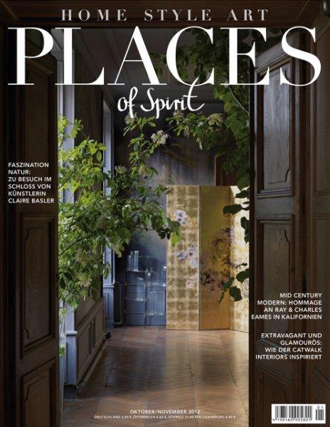 Kostenloses Abo: PLACES OF SPIRIT