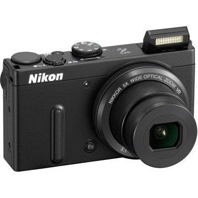 Nikon Coolpix P330 Digitalkamera mit GPS schwarz für 201€ @Wexcameras