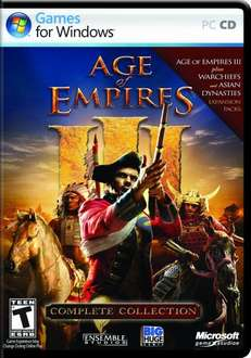 Age of Empires III Complete Collection [Download] 9,96 € @amazon.com