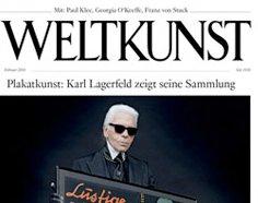 """3x Zeitschrift """"Weltkunst"""" für effektiv 1,80€"""