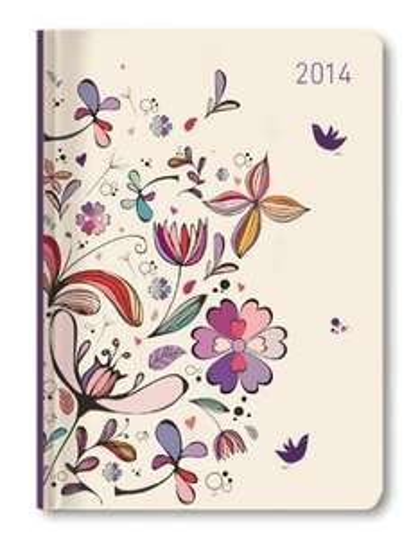 Ladytimer Flower Art 2014 für 5,35€