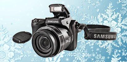 LOKAL KAUFLAND DRESDEN: SAMSUNG WB110 Bridge Kamera