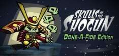 Skulls of the Shogun: Bone-a-fide-Edition direkt bei Steam als Tagesangebot