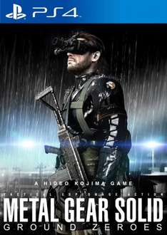 Metal Gear Solid V: Ground Zeroes (PS4 / Xbox One) Vorbestellung