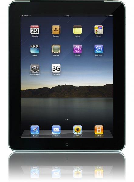 Apple iPad 4 16GB WiFi (MD510FD/A) schwarz - ab 321,08 € - refurbished