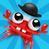 """[iOS] Mr. Crab erstmals kostenlos anstatt 1,79 € (Tag 11 bei """"12 Tage Geschenke"""")"""