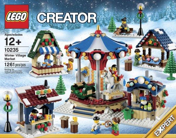 ( Lokal ) Lego 10235 Weihnachtsmarkt im Store für 62,99 €