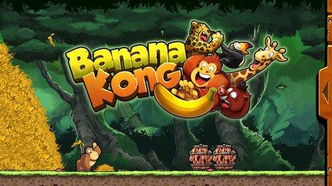 Banana Kong Free für Android @ Google Play