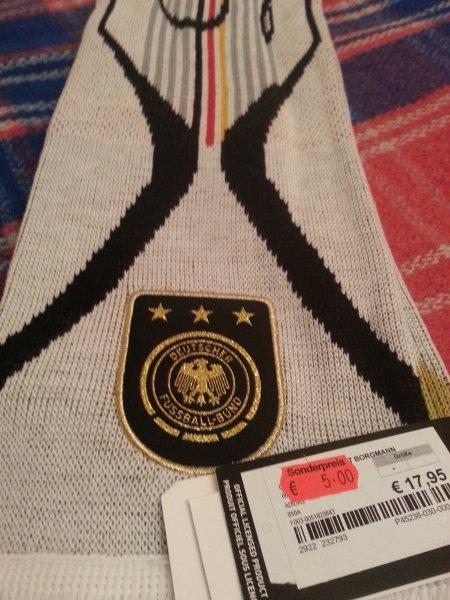 [lokal Bottrop] Intersport Borgmann - DFB Schal