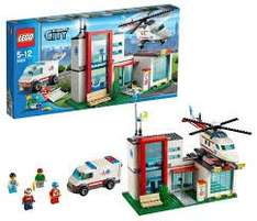 Real (z.B. Hannover): LEGO City Helikopter-Rettungsbasis 4429 für 25,00 Euro
