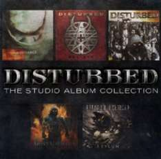 Disturbed 5 Alben für 2,50€ Amazon MP3 & iTunes