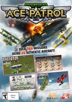 [Steam] Sid Meiers Ace Patrol Pack @ Amazon.com