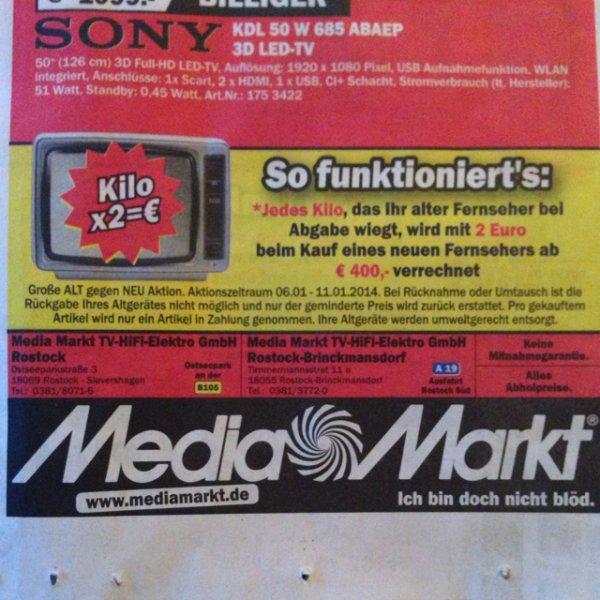 Media Markt ALT gegen NEU