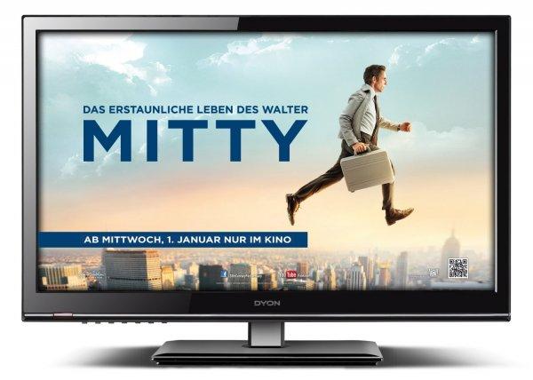 Amazon Dyon Start 24 Basic 60 cm (23,6 Zoll) LED-Backlight-Fernseher 130€ statt 170€