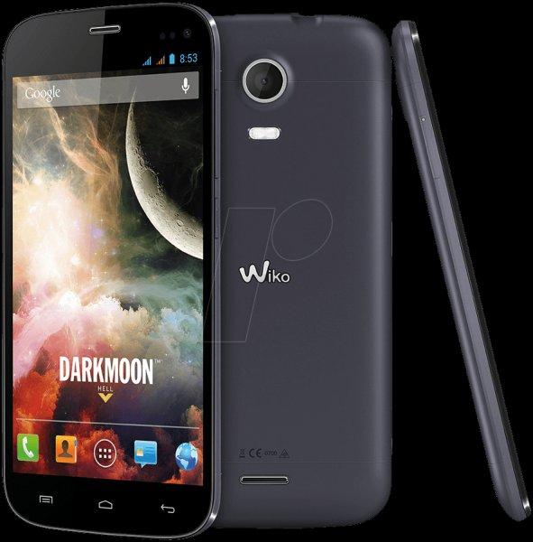 """Wiko Darkmoon 4,7"""" Dual-Sim - mit Garantie"""
