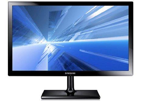 "Samsung T27C350EW 27"" LED-Monitor (mit TV-Tuner/DVB-C/DVB-T) für 213,99 € @Amazon.it"