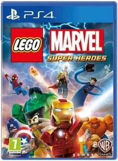 LEGO Marvel Super Heros (PS4) @SimplyGames