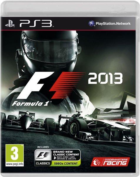 F1 2013 PS3/Xbox360 @zavvi.com