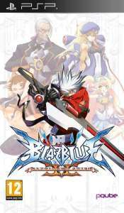 BlazBlue: Continuum Shift II (PSP) für 4,80€ @Zavvi