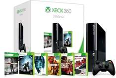 Xbox 360 E 250GB + 6 Spiele für 214€ @Amazon.co.uk