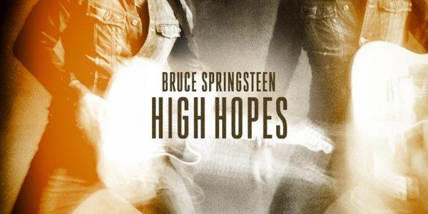 [Spiegel.de] Bruce Springsteen - High Hopes (Vorab-Stream)