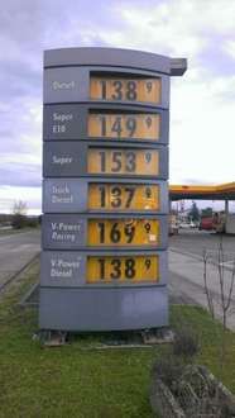 [Lokal] BAT Breisgau V-Power Diesel zum Normal Dieselpreis! 20% günstiger!