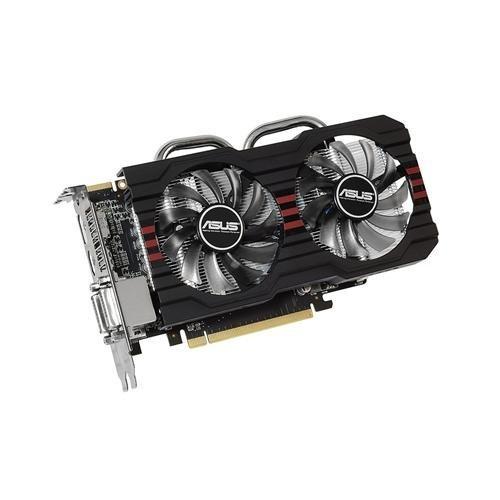 ASUS R7260X-DC2OC-2GD5 - Radeon R7 260X - 2 GB GDDR5 - PCI Express 3.0 - 2 x DVI, D-Sub, DisplayPort für 100,25 € @Amazon.co.uk