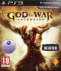 [zavvi] God of War: Ascension [PEGI] für ca. 13,35€ (mit Rabatt-Code)