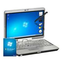 HP EliteBook 2730p Tablet C2D 1.86GHz 4GB Win 7