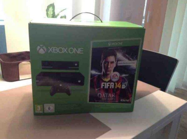 Verkaufe Xbox One inkl. FIFA 14