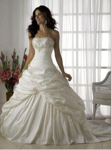 Hochzeitskleid für schlappe 46€