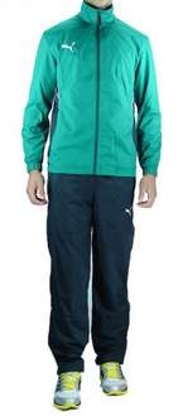 Puma Trainingsanzug PowerCat 5.10 und V-Kon Woven Suit Herren für jeweils 29,99€ frei Haus @DC