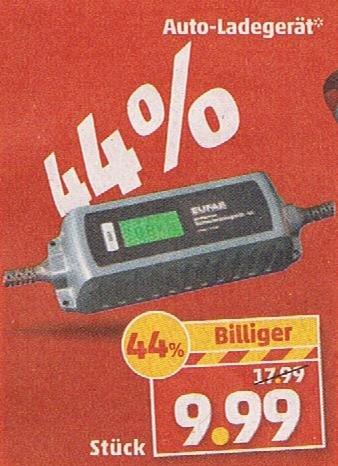 [lokal] Penny Markt - Batterieladegerät