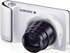 Samsung Galaxy Kamera Weiss für 249€ @Comtech
