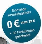 DriveNow – Kostenlose Anmeldung + 30 Freiminuten in Berlin für S-Bahn Kunden