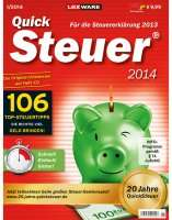 Quicksteuer 01/2014 für 9,99€ @PCgo
