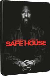 Safe House - Limited Edition Steelbook (Blu-Ray, DVD and Digital Copy) Blu-ray für 8,41€ @Zavvi