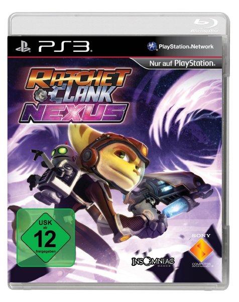 Ratchet & Clank: Nexus (PS3) für 14,99 €