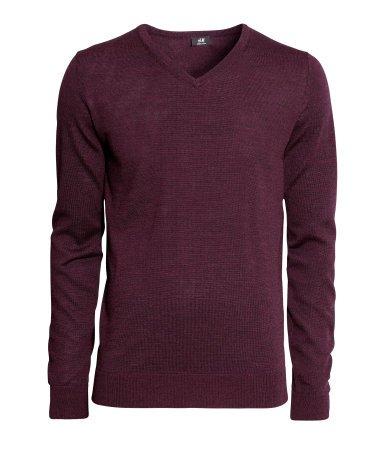 H&M Pullover aus Merino Wolle für 7€ inkl. Versand